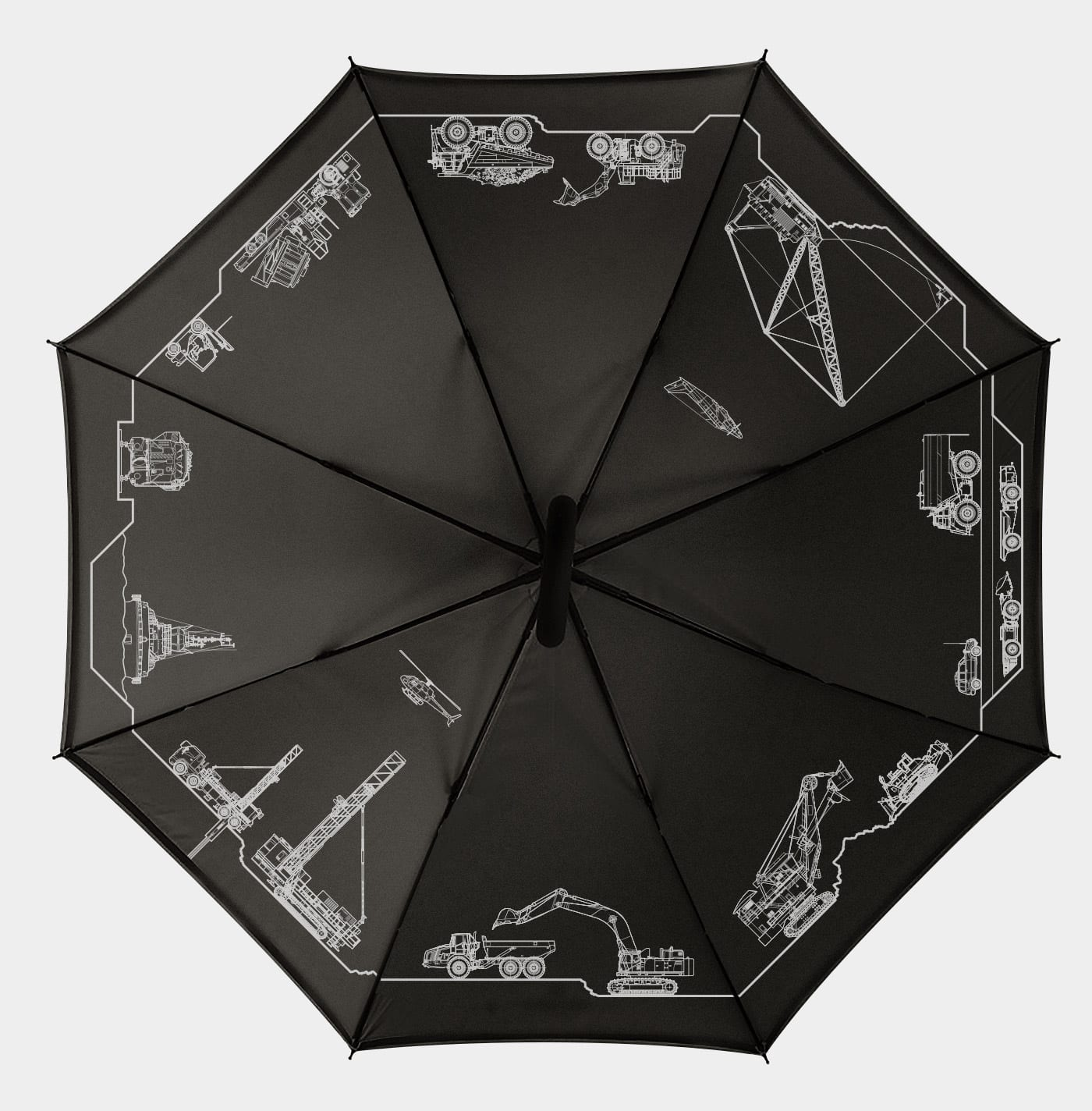 Mike-Garland-Illustration-Rio-Tinto-Umbrella-Inside-Canopy